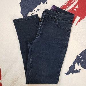 NYDJ - MARILYN STRAIGHT LEG BLUE BLACK